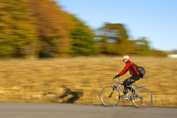 na posao biciklom