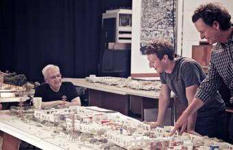Zuckerberg, arhitektura