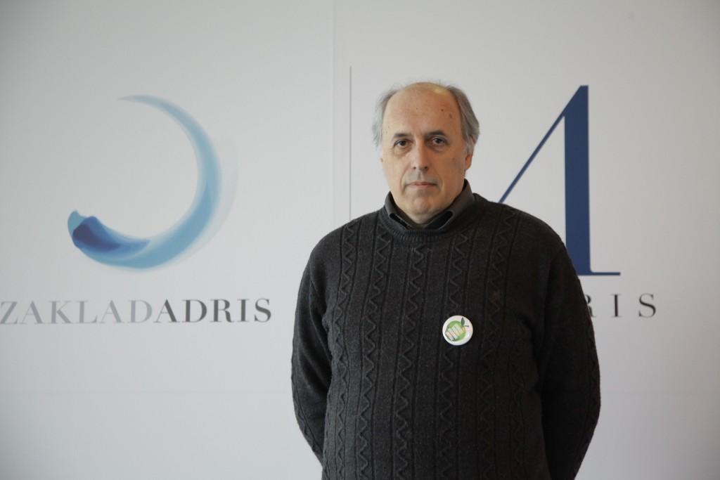 Predsjednik Zakladne uprave Korado Korlevic