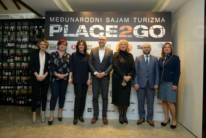 U Zagrebu najavljen 8. međunarodni sajam turizma PLACE2GO