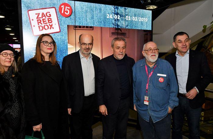 U Zagrebu otvoren 15. ZagrebDox festival